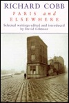 Paris and Elsewhere by Richard Cobb