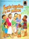 Jesus Bendice A los Ninos = Jesus Blesses the Children
