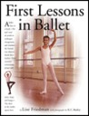 First Lessons in Ballet