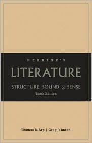 Perrine's Literature by Thomas R. Arp