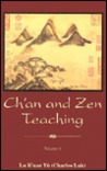 Ch'an and Zen Teaching (Volume 1)