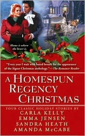 A Homespun Regency Christmas by Carla Kelly