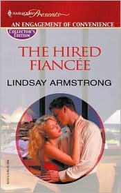 The Hired Fiancee by Lindsay Armstrong