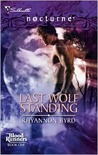 Last Wolf Standing (Blood Runners, #1)