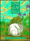 One Leaf Fell by Toby Speed