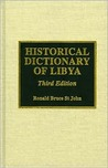 Historical Dictionary of Libya