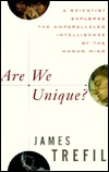 Are We Unique? by James S. Trefil