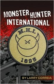 Monster Hunter International (MHI, #1)
