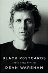 Black Postcards by Dean Wareham