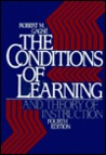 The Conditions of Learning & Theory of Instruction
