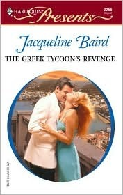 The Greek Tycoon's Revenge  (The Greek Tycoons) (Harlequin Presents, 2266)