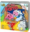 At the Farm Read & Sing Along Board Book With CD (Read & Sing Along Board Books)