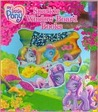 My Little Pony sparkle Window Board Books (set of 4)
