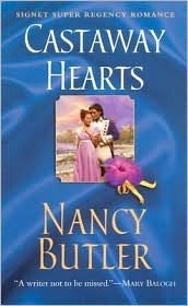 Castaway Hearts by Nancy Butler