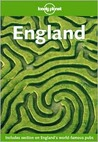 England (1st edition) by Ryan Ver Berkmoes