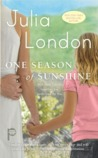 One Season of Sunshine (Cedar Springs #2)