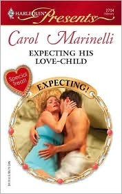 Expecting His Love-Child by Carol Marinelli