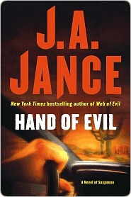 Hand Of Evil (Ali Reynolds, #3)