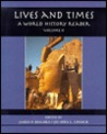 Lives & Times: A World History Rdr Vol 2