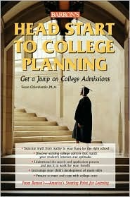 Barron's Head Start to College Planning