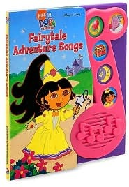 Little Music Note Dora Fairytale