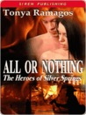 All or Nothing (The Heroes of Silver Springs, #4)
