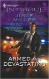 Armed and Devastating (The Precinct, #8)