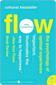 Flow by Mihaly Csikszent