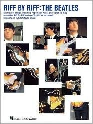 Riff by Riff - The Beatles [With CD with Full Demos and Backing Tracks]