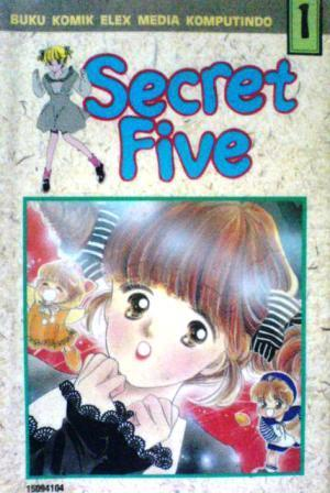 Secret Five Vol. 1 by Yukari Kawachi