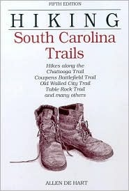 Hiking South Carolina Trails, 5th