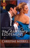 Miss Winthorpe's Elopement (Belston & Friends #1)