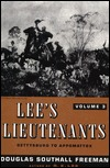LEE'S LIEUTENANTS (VOL. III) by Douglas Southall Freeman