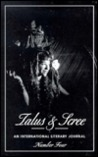 Talus and Scree No. 4: An International Literary Journal