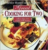 Great Cooking for Two (Better Homes and Gardens)