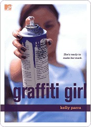 Graffiti Girl by Kelly Parra