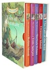 Classic Starts Box Set: Tales of Adventure (Classic Starts Series)
