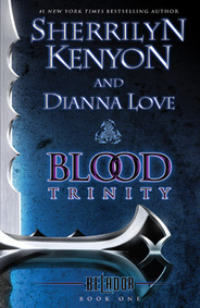 Blood Trinity by Sherrilyn Kenyon