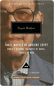 Three Novels of Ancient Egypt Khufu's Wisdom, Rhadopis of Nuthree Novels of Ancient Egypt Khufu's Wisdom, Rhadopis of Nubia, Thebes at War Bia, Thebes
