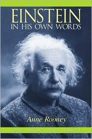 Einstein in His Own Words by Anne Rooney