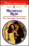 The Marriage Surrender (Passion) by Michelle Reid