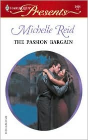 The Passion Bargain (Foreign Affairs) (Harlequin Presents, #2404)