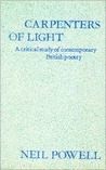 Carpenters of Light: Some Contemporary English Poets