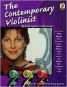 The Contemporary Violinist: Book/CD Pack [With Includes CD]