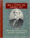 May I Quote You, General Lee?: Observations & Utterances of the South's Great Generals, Volume 2
