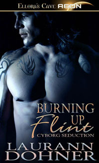 Burning up Flint by Laurann Dohner
