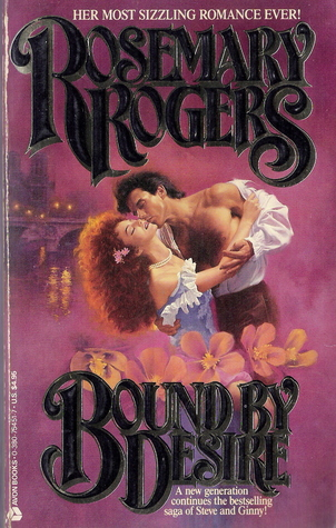 Bound by Desire (Morgan-Challenger, #5)