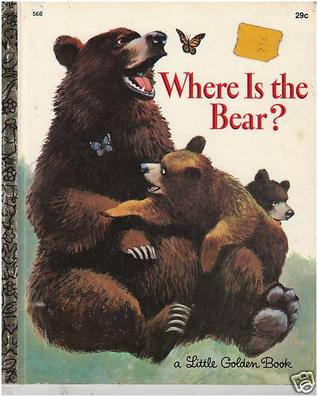 Where is the Bear? by Mel Crawford