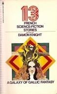 13 French Science Fiction Stories