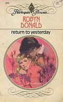 Return to Yesterday (Harlequin Presents, #631)